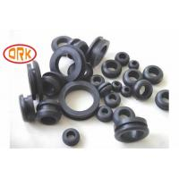 Quality Anti Age Coloured Electrical Custom Rubber Grommet Exccellent Fatigue Resistance wholesale