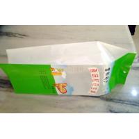 Cheap PE accordion pocket bag for food packaging for sale