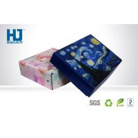 Quality Custom Mailling Gift Packing Boxes Matte Lamination Surface For Clothing / Snack wholesale
