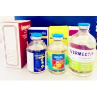Quality Ivermectin Injection 100ml 1g for poultry Veterinary medicine wholesale