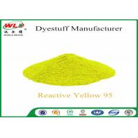 Quality Brill Yellow P-6Gs  Fiber Reactive Dye C.I. Yellow 95 Fabric Dyes For Cotton wholesale