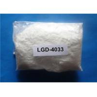 China LGD-4033 High Quality 99% White Raw Powder for Muscle Growth From Factory on sale