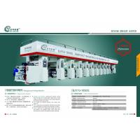 China High Quality 8 Color Printing Machine for Plastic Film for  Sale on sale
