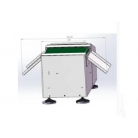 Quality 7 Inch Screen High Speed Checkweigher Scale For Small Bags In Packaging Line wholesale