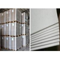 Quality Flat and Durable Two Side Grey Color Gray Board in Pallets Package wholesale