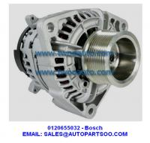Quality 0120655032 - Bosch Alternator 24V 80A (Pulley 8S) 0 120 655 032 wholesale