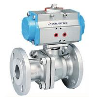 Quality pneumatic stainless steel ball valve in wholesale