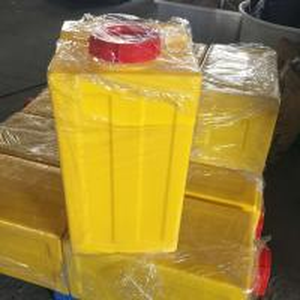 Rotomolding square rectangulare Plastic dosing tank40L  80L 120L 200L 300L
