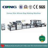 China automatic non woven bag sealing machine on sale