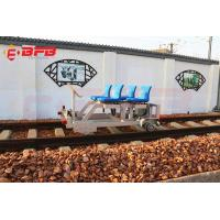 Quality Rail Guided Die Transfer Cart Railway Track Inspection Repairment Maintenance Vehicle wholesale