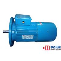 Quality Permanent Magnet Three Phase Asynchronous Motor 1000 rpm With Aluminum Frame wholesale