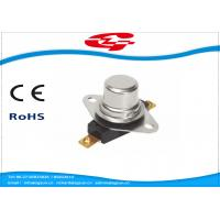Quality Ksd302 Heating snap action thermostat , Temperature Controller Switch wholesale