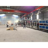 Cheap 315KW 40TONS Aluminum Composite Panel Production Line Three Roller Compressor for sale