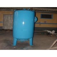 Quality Hydraulic Big Water Treatment Filter For Swimming Pool , Automatic Head wholesale