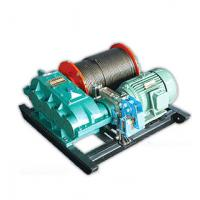 Quality Slow Speed Electric Wire Rope Winch wholesale