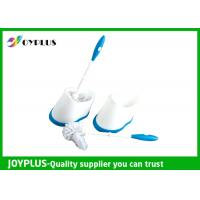 Quality Professional Toilet Cleaning Items TPR Material Toilet Bowl Brush And Holder wholesale