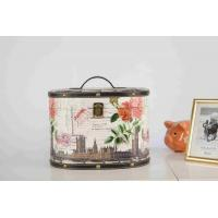 Quality Travel Cosmetic Makeup Storage Bag Lockable Light Weight With Big Capacity wholesale