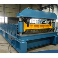 Quality PLC Control Sheet Metal Forming Equipment Roof Tile Forming Machine wholesale