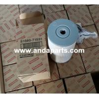 Quality GOOD QUALITY FUEL FILTER S1560-71531 FOR HINO wholesale