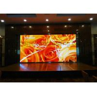 China Indoor LED Video Screens P3mm HD Fixed Installation Front Service Customized Size on sale