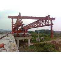 Quality 300t-40m Beam Launcher for bridge construction in India wholesale