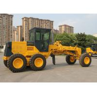 Quality CHANGLIN 713H 12 Tons Motor Grader Machine With Air Conditioner For Road Leveling wholesale