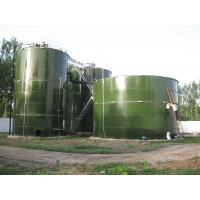 Quality Customized Anaerobic Digestion Tank With Low Maintenance Cost / Convenient Installation wholesale