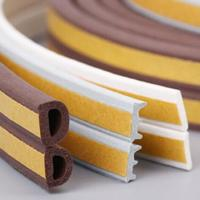 Quality New product oem abrasion resistant soft rubber sponge strip/silicone striping/customize silicone seal wholesale