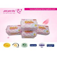 Quality Healthy OEM Sanitary Napkins , Menstrual Period Disposable Sanitary Pads wholesale