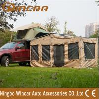 Quality anti-water 4 square meter Roof Top Tent , Special house dutch awning wholesale