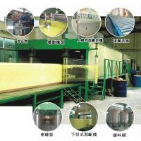 Quality Standard Fully Automatic Horizontal Foam Production Line For Making Sponge wholesale