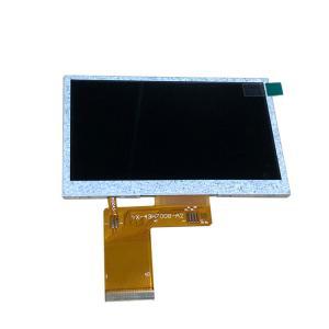 "Quality HX8257A 6 O'clock  480*272 Pixel 4.3"" TFT LCD Display wholesale"