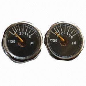Quality 16/19/23/25mm Mini Pressure Gauge wholesale