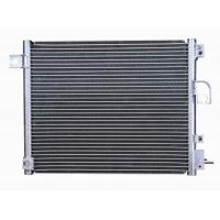 Quality Lightweight Water Cool Automotive AC Condenser Replacement Anti Corrosion wholesale