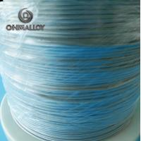 Quality CE Approved FeCrAl Alloy NiCr2080 Heating Flat Wire For Sealing Machine wholesale