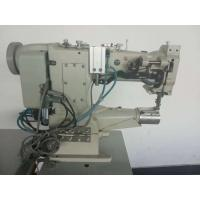 China Heavy Duty Automatic Pattern Sewing Machine For Leather Bag / Demin / Thick Fabric on sale
