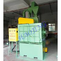 Buy cheap Shot Blast Track Machine For Mechanical Spring Surface Treatment product