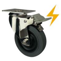 Quality stainless steel antistatic castors wholesale