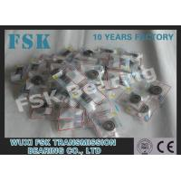 Quality High Speed Low Noise Miniature Sealed Ball Bearings Rubber Seal / Steel Shield wholesale