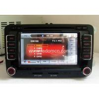 China Car DVD Player +Bluetooth+iPod+Audio+Radio for Vw Passat B6 / Golf Vi / Tiguan on sale