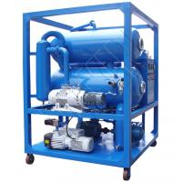 Quality Mobile type transformer oil purifier,vacuum oil filtration wholesale