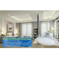 Quality 6000K 6 Inch Waterproof LED Downlights Dimmable With CE , ROHS , SAA , LED Bathroom Lights wholesale