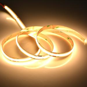 China Customized 12V/24V White LED Flexible Strip Light ip65/66/67/68 COB/SMD LED light Strip on sale