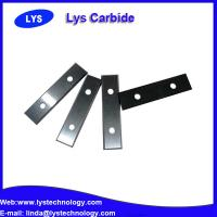 Quality Cemented tungsten carbide planer blade wholesale