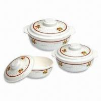 Quality Melamine Bowls with Lids, Suitable for Promotional and Gift Purposes, FDA-marked wholesale