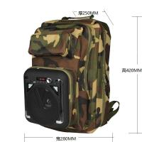 Quality CH-M34 Backpack Bluetooth Speaker Bluetooth version 3.0, RDA solution Maximum support 32G wholesale