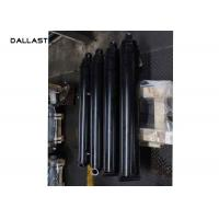 Buy cheap 12 Stroke Telescoping Single Acting Dump Trailer Hydraulic Cylinder Ram from wholesalers