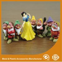 Quality Snow White Princess And The Seven Dwarfs Small small people figures OEM miniature plastic people wholesale