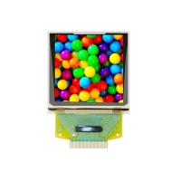 Quality SPI Interface 30pins 1.5 inch oled display / 128x128 full colour oled screen wholesale