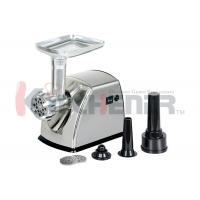 Quality Heavy Duty Meat Grinder Chicken Bones Machine With Sausage Stuffer And W/ 3 Cutting Plates wholesale